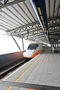 Taiwan High Speed Rail: Taipei - Taichung