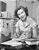 1952 - Miss Betty Cronin
