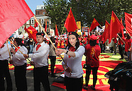 May Day March to Trafalgar Square 01/05/2011