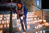 Vigil for Victims of Sex Crimes