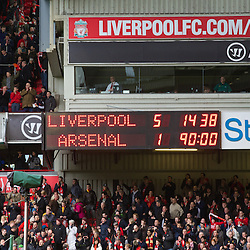 140208 Liverpool v Arsenal