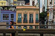 Rio de Janeiro, Brazil, July 15 of 2012:  Women participating in Circuito Venus RJ, running race just for women in the streets of downtown Rio de Janeiro.  (photo: Caio Guatelli)