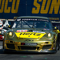 #11 JDX Racing Porsche 911 GT3 Cup: Chris Cuming, Michael Valiante