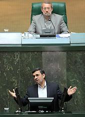 JAN 16 2013 Mahmoud Ahmadinejad