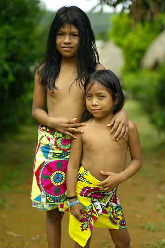 Image Gallery Embera Indians