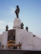 Statue of King Rama V at Lumpini Park