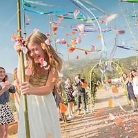 Maisy and Janes Coming of Age Celebration Santa Barbara