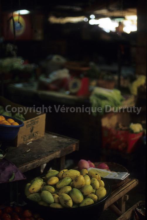 FOOD MARKET IN CEBU CITY, CEBU ISLAND, THE VISAYAS, THE PHILIPPINES