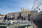 20151023 - Golden State Warriors vs Inmates game at San Quentin Prison