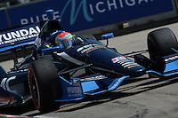 Rubens Barrichello, Cheverolet Detroit Belle Isle Grand Prix, Belle Isle, Detroit, MI 06/03/12