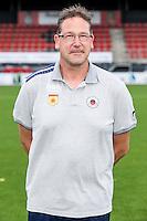 ROTTERDAM - Persdag SBV Excelsior , Voetbal , Seizoen 2015/2016 , Stadion Woudestein , 09-07-2015 , Materiaalman John van Tilburg