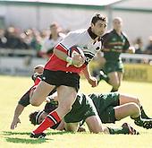 20000429  London Irish vs Saracans, Twickenham, GREAT BRITAIN.