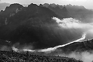 Vietnam Images-landscape Ha Giang-Mapileng pass-Mèo Vạc