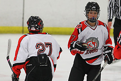 October 6, 2012; Wayne, NJ; USA; Images from the game between the NJ Bandits and the Old Bridge Jr. Knights