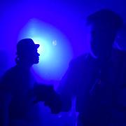 Bob De Rosa gig, Bar-A-Bar, Stoke Newington<br /> Lonodn N16