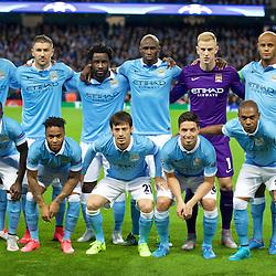 150915 Man City v Juventus