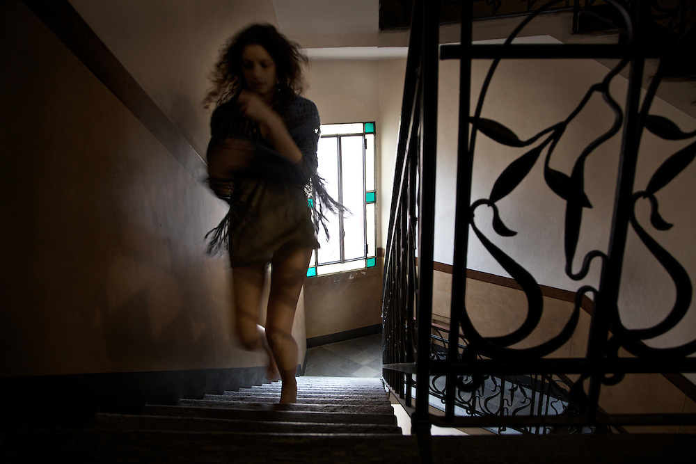 Ilaria Pastore- Sulle mie gambe (le gambe)