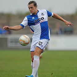 Billy Bodin of Bristol Rovers - Photo mandatory by-line: Dougie Allward/JMP - Mobile: 07966 386802 - 14/07/2015 - SPORT - Football - Gloucestershire - Corinium Stadium - Pre-Season Friendly