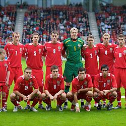 080820 Wales U21 v Romania U21