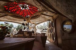 COSANTI IN PARADISE VALLEY ARIZONA<br /> Paolo Soleri Architect and Magician https://arcosanti.org/