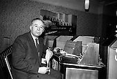 1966 - Modern Teaching Ltd. announce new language laboratory at a reception in the Cumberland H