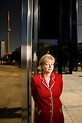 Barbara Stymiest, Chairman of RIM / Research In Motion.  Photographed in Toronto, Canada by Brian Smale, for Fortune Magazine's list of the world's most powerful women.