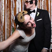 Caity&David Wedding Photo Booth