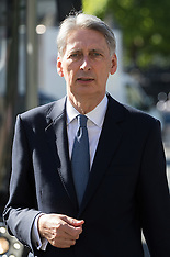 2016-07-04 British Foreign Secretary spotted in Whitehall