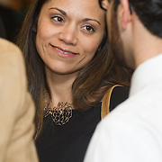 Melissa Romero. Class of 2013 dinner.