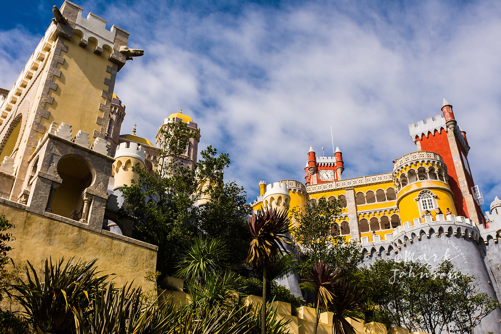 Palace of Pena, Sintra, Portugal