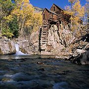 Crystal River, Crystal Mill, Lost Horse Mill, Dead Horse Mill, Colorado