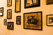 Vintage photos at China Inn Cafe & Restaurant, Phuket Old Town