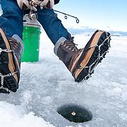 Katoola, Ice Fishing