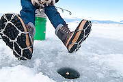 Katoola, Ice Fishing