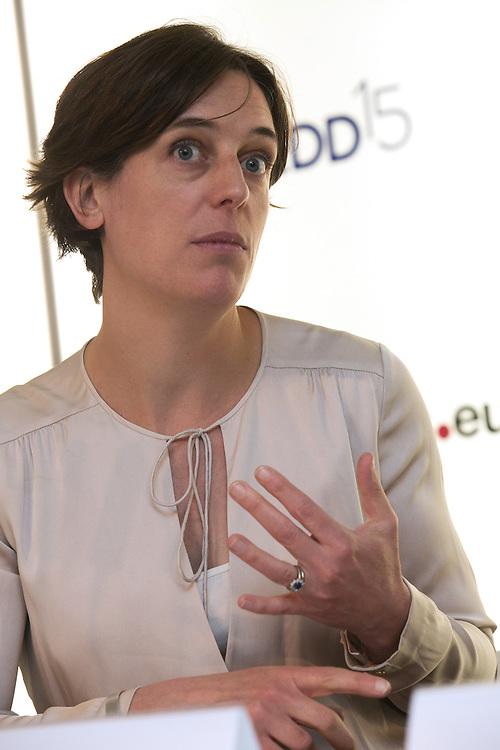 03 June 2015 - Belgium - Brussels - European Development Days - EDD - Growth - Ideas to impact-Innovation prizes for development - Bryony Everett<br /> Senior Technical Director , IMC Worldwide<br /> &copy; European Union