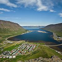 Skutulsfjordur Westfjords