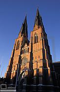 Uppsala, Domkyrkan, Cathedral, Sweden, Uppland