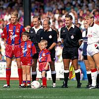 Crystal Palace v Nottingham Forest 15.9.1990