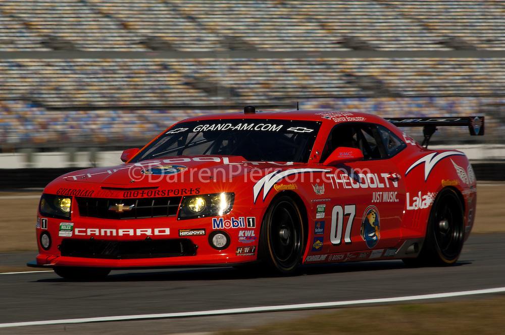 #07 Banner Racing Camaro GT.R: Eric Curran, Oliver Gavin, Bruce Ledoux, Gunter Schaldach