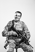 Casey A. Ouellette<br /> E-6<br /> Security Forces<br /> Qatar, Russia, OIF, OEF, Kuwait<br /> Aug. 30, 2000 - Present<br /> <br /> Veterans Portrait Project<br /> 802d Security Forces Squadron<br /> San Antonio, TX