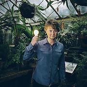 Janine Benyus founder of The Biomimicry Guild. Berkeley, CA | Future Magazine (Sweden)