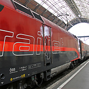 InterRail Train Photos