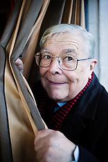 """André Degaine, """"spectateur absolu"""" (Paris, septembre 2009)"""
