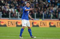 06.10.2016 - Torino - Qualificazioni Mondiali Russia 2016 - Italia-Spagna - Nella foto : Riccardo Montolivo - Nazionale italiana di Calcio