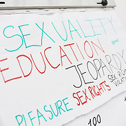 Sexuality education jeopardy - YL