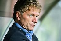 ROTTERDAM - SBV Excelsior - FC Utrecht , Voetbal , Eredivisie, Seizoen 2015/2016 , Stadion Woudestein , 03-10-2015 , Excelsior trainer Alfons Fons Groenendijk