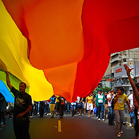 GAY PRIDE PARADE 2009 - CARACAS / MARCHA DEL ORGULLO GAY 2009 - CARACAS