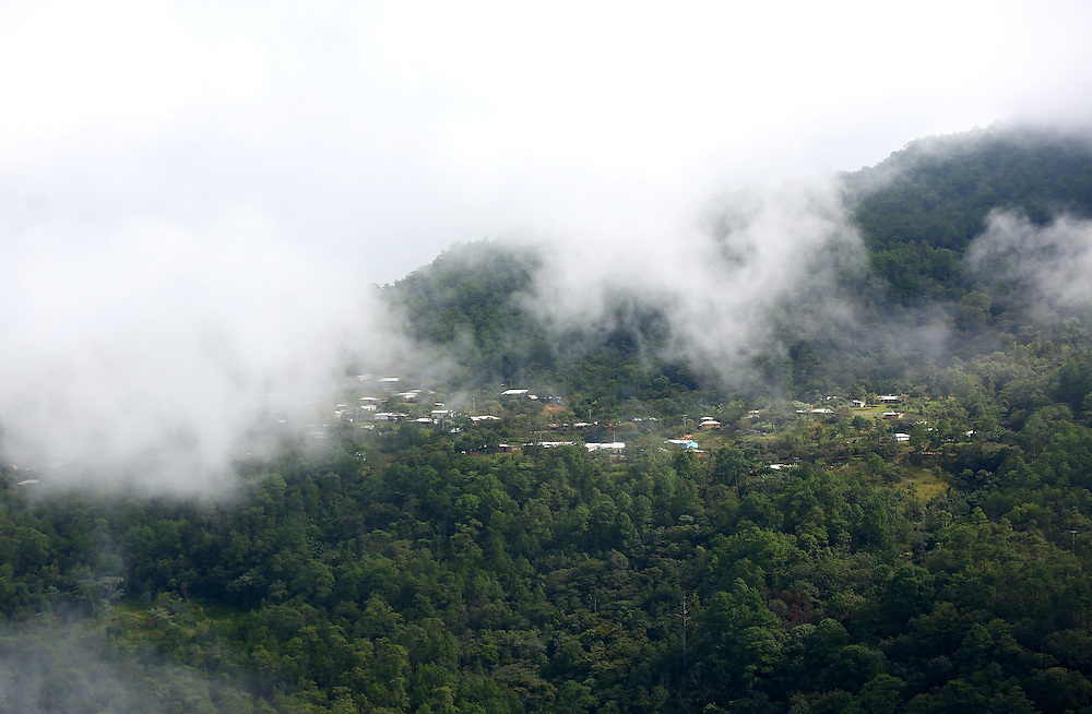 A high mountain coffee farming community in Chiapas, Mexico. (Joshua Trujillo, Starbucks)