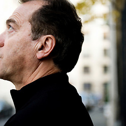 Antoine Di Zazzo, Taser's CEO in France, at his office - Paris, november 13, 2008 - photo: Antoine Doyen