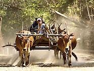 Chauk and road to Bagan